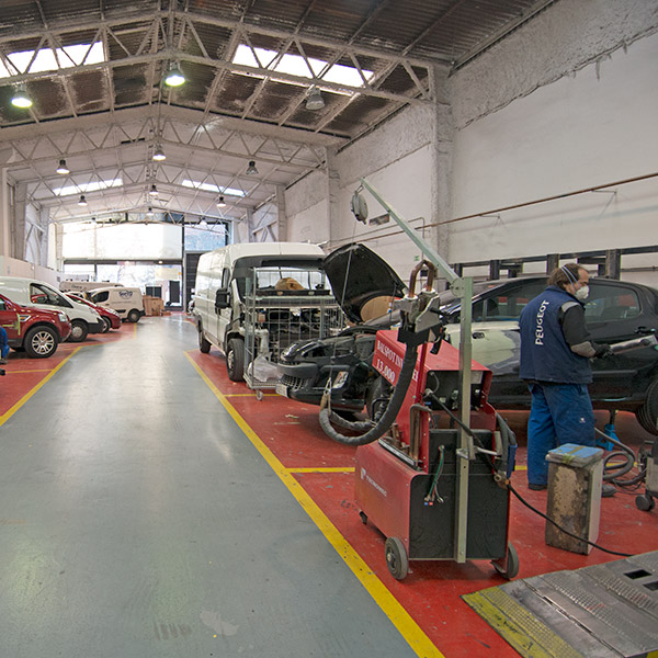 taller carrocer u00eda la maquinista  u00b7 barcelona